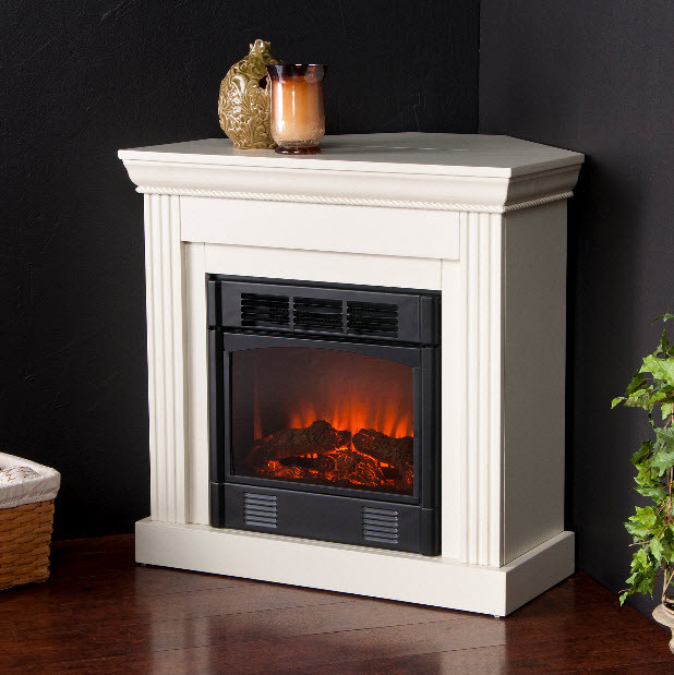 Best ideas about Small Electric Fireplace . Save or Pin Amazing Interior Best of Small Corner Electric Fireplace Now.