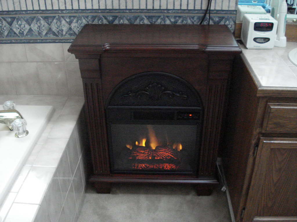 Best ideas about Small Electric Fireplace . Save or Pin Small Electric Fireplace – Reasons of Choosing Electric Now.