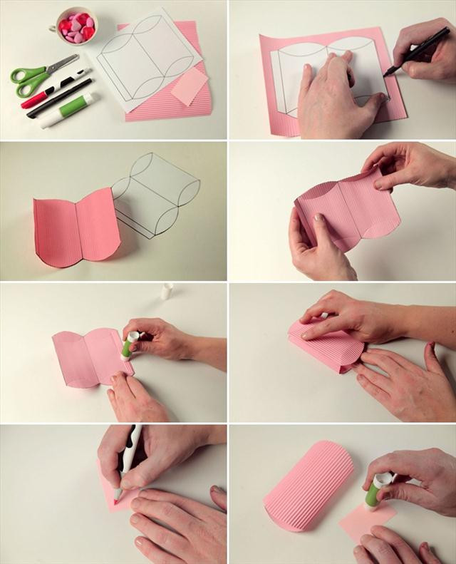 Best ideas about Small Valentine Gift Ideas . Save or Pin Homemade Valentine ts Cute wrapping ideas and small Now.