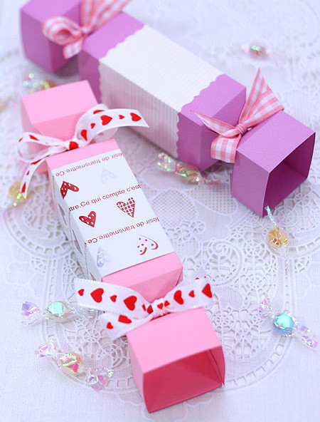 Best ideas about Small Valentine Gift Ideas . Save or Pin making small candy valentine ts wrapping ideas purple Now.