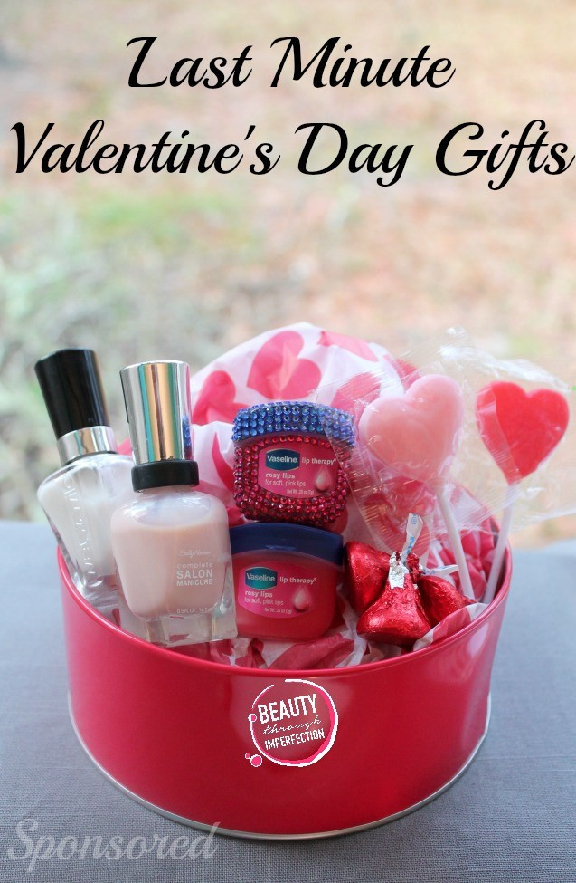 Best ideas about Small Valentine Gift Ideas . Save or Pin Last Minute Valentine s Gift Ideas Beauty through Now.