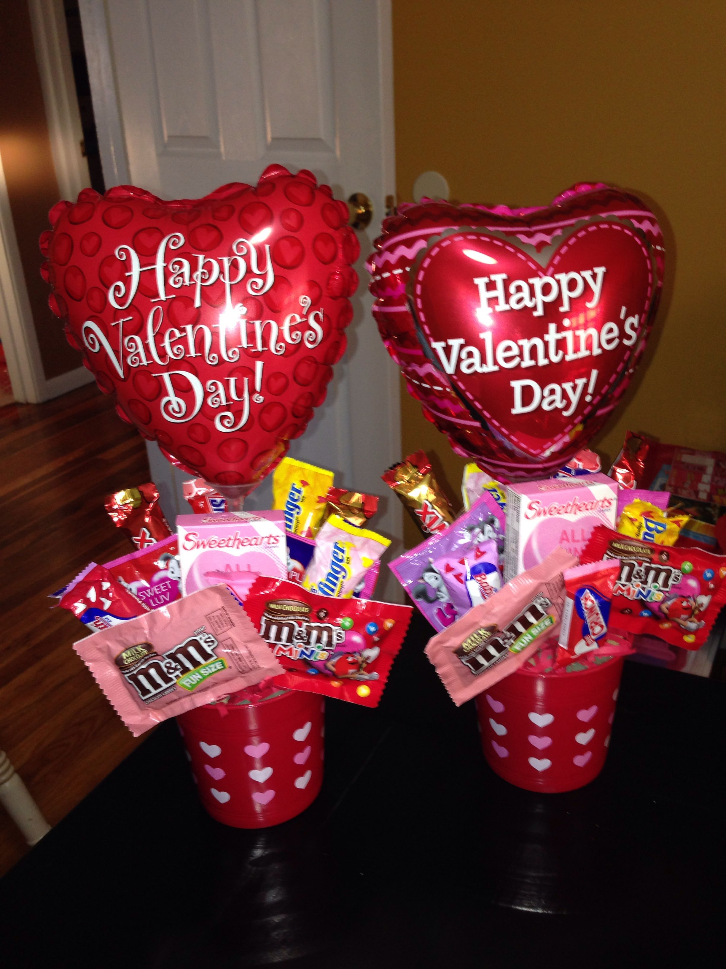 Best ideas about Small Valentine Gift Ideas . Save or Pin Small valentines bouquets Candy bouquets Now.