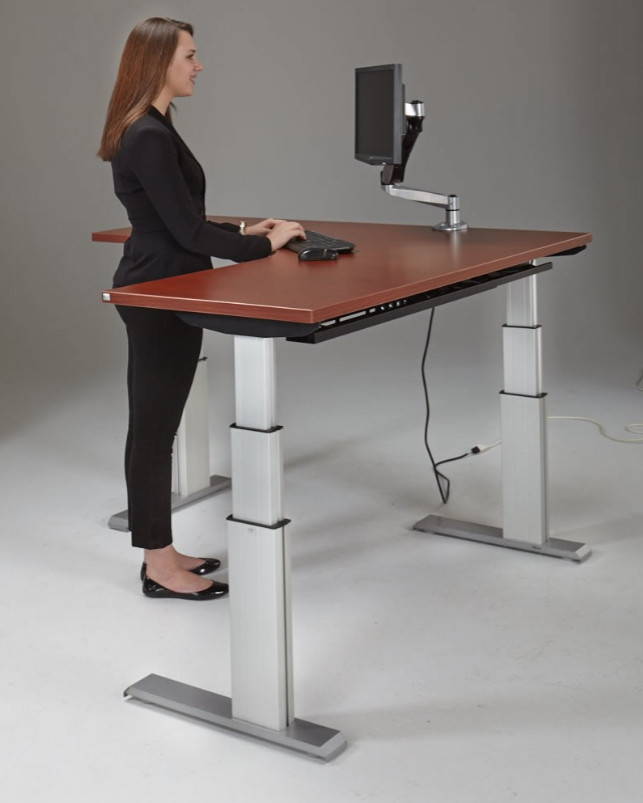Best ideas about Smartdesk DIY Kit . Save or Pin How to DIY Your Home fice Knock fDecor Now.
