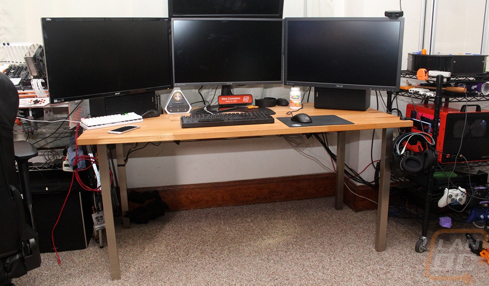 Best ideas about Smartdesk DIY Kit . Save or Pin s and Performance Page 3 LanOC Reviews Now.