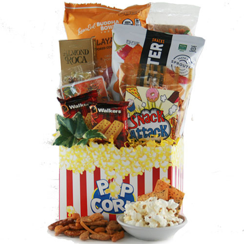 Best ideas about Snack Gift Basket Ideas . Save or Pin Snack Gift Baskets All About Snacks Snack Gift Basket DIYGB Now.