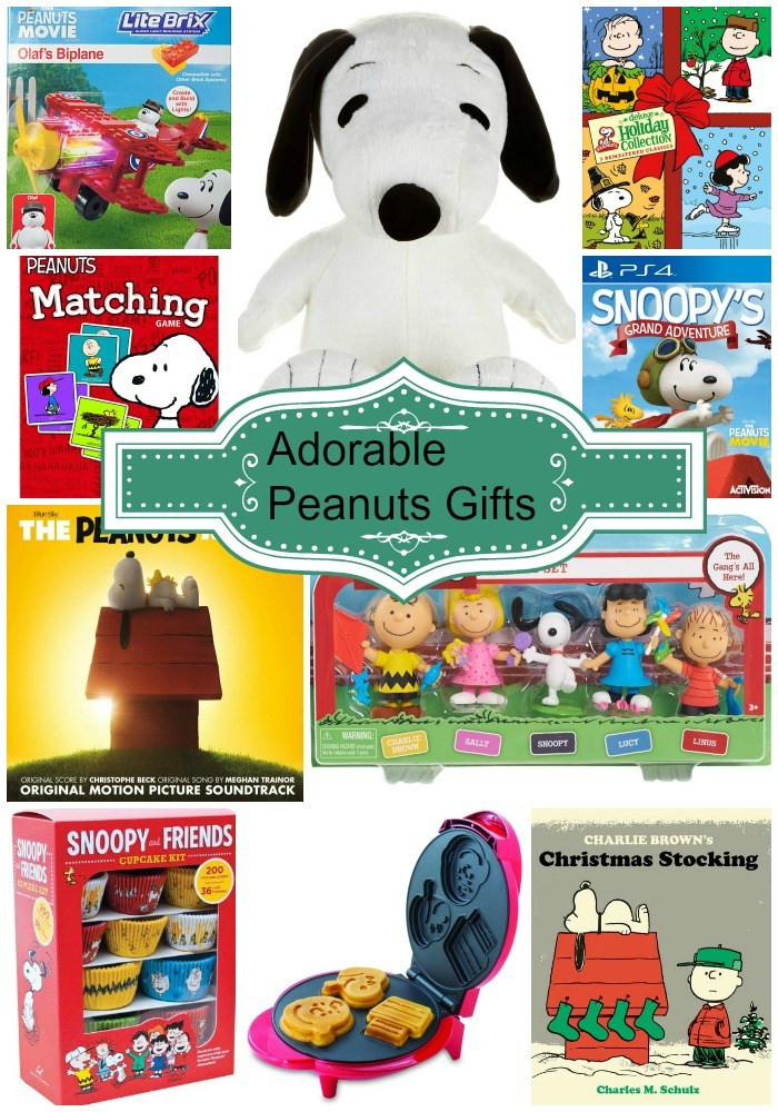 Best ideas about Snoopy Gift Ideas . Save or Pin A Collection of Snoopy and Peanuts Gift Ideas Thrifty Now.