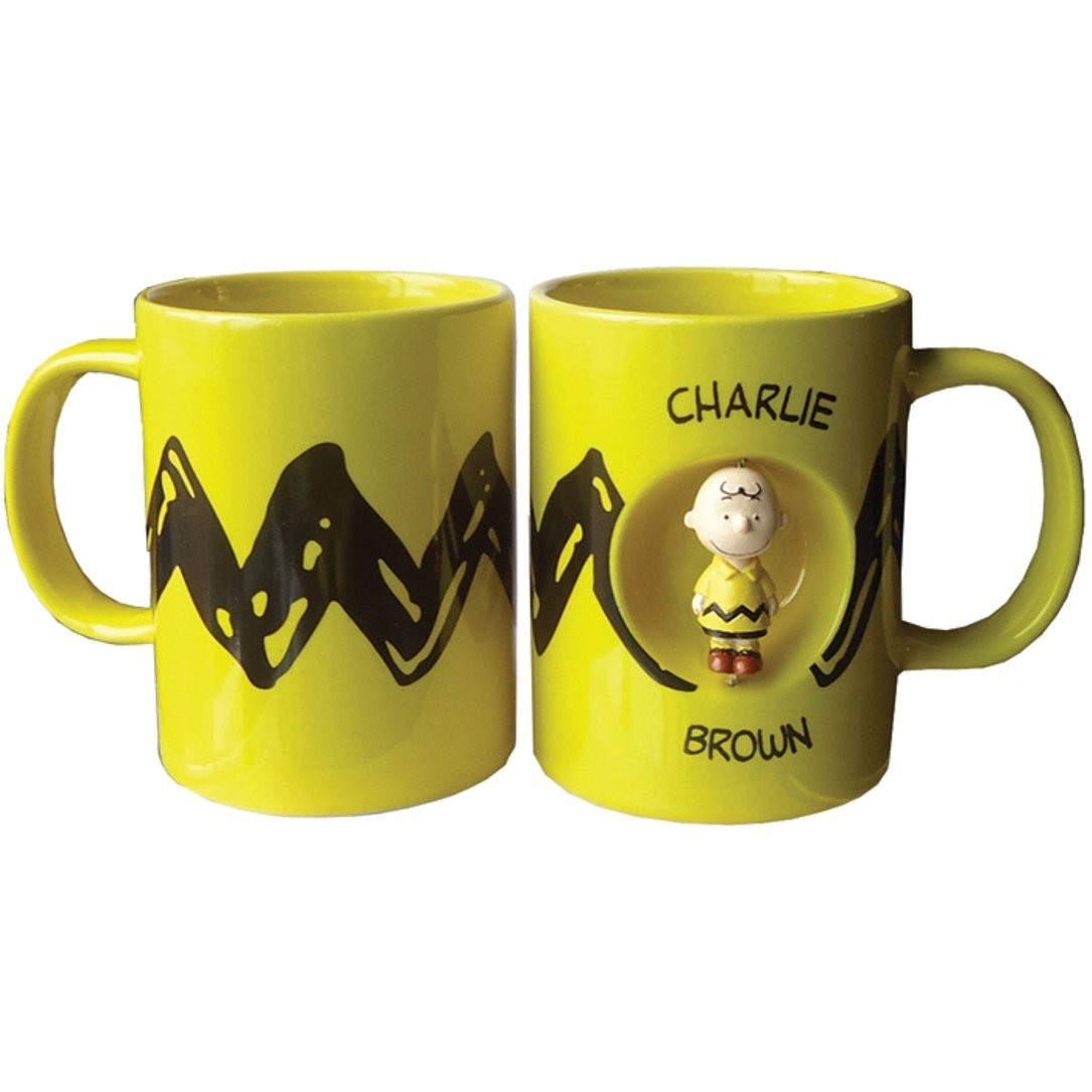 Best ideas about Snoopy Gift Ideas . Save or Pin Coffee Mugs Snoopy Charlie Brown & Woodstock Now.