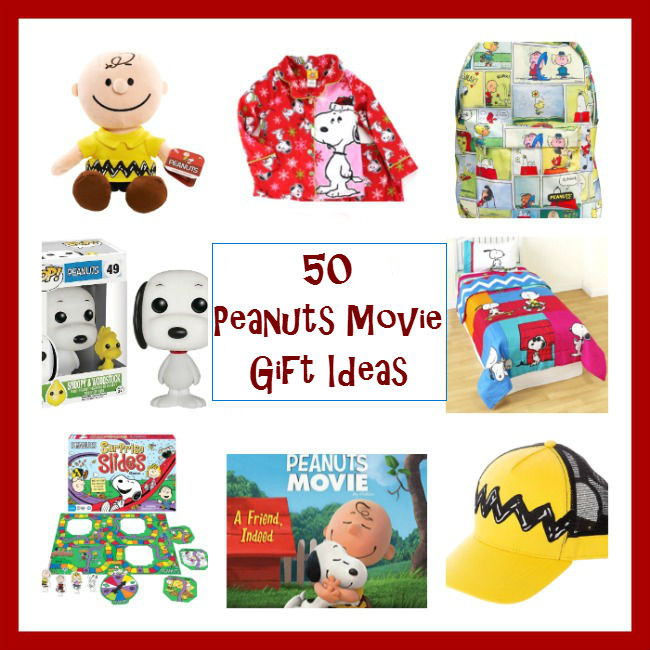 Best ideas about Snoopy Gift Ideas . Save or Pin 50 Peanuts Movie Gift Ideas PeanutsMovie Mrs Kathy King Now.