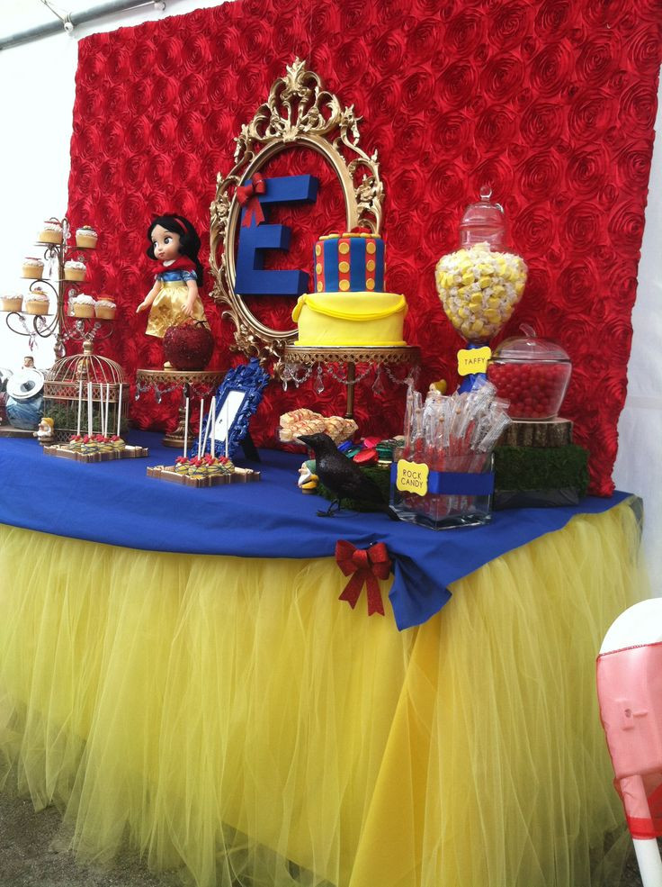 Best ideas about Snow White Birthday Party Ideas . Save or Pin 11 best images about 2014 Adyson s Birthday Ideas on Now.