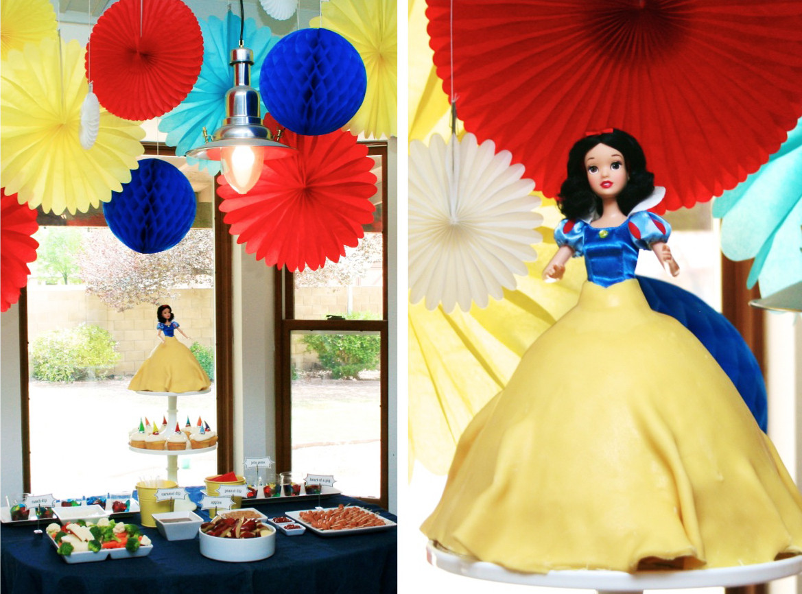 Best ideas about Snow White Birthday Party Ideas . Save or Pin Snow White Birthday Party Ideas Paging Supermom Now.
