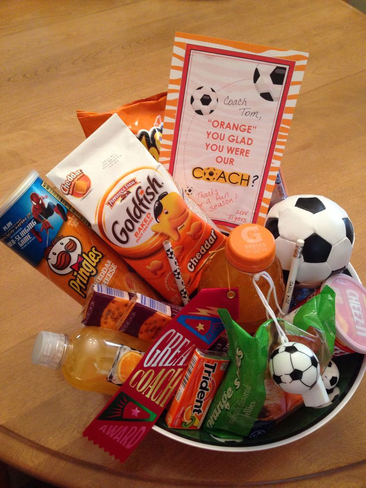 Best ideas about Soccer Gift Ideas . Save or Pin 17 Best ideas about Soccer Coach Gifts on Pinterest Now.