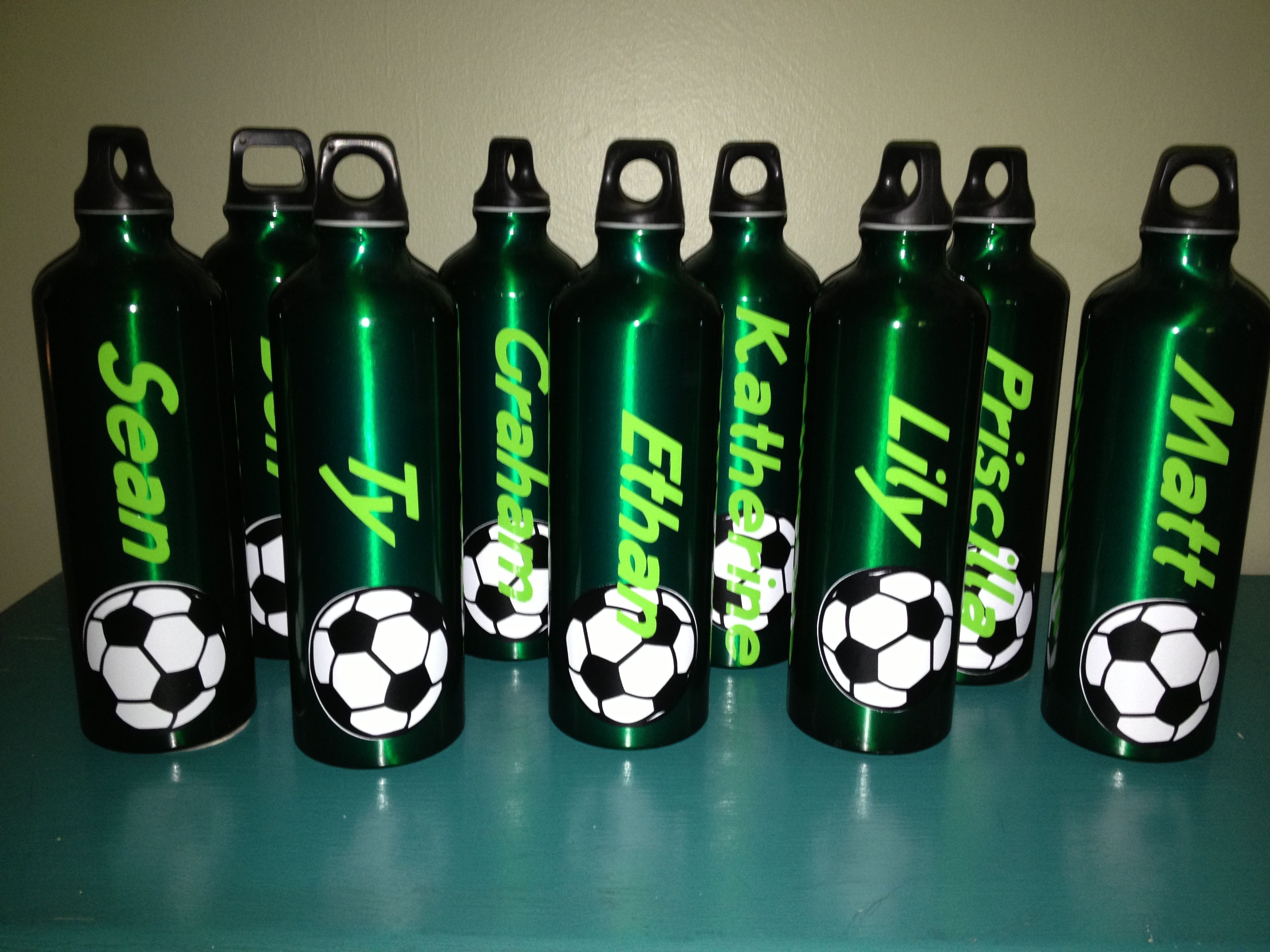 Best ideas about Soccer Gift Ideas . Save or Pin Soccer Team Gifts Party Themes and Ideas Now.