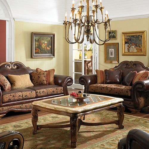 Best ideas about Sofa City Springfield Mo . Save or Pin 117 best Tuscan Furniture images on Pinterest Now.