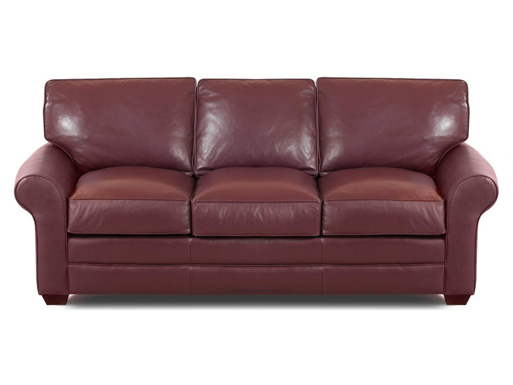 Best ideas about Sofa City Springfield Mo . Save or Pin Klaussner Living Room Troupe Sofa LD S Hanks Fine Now.