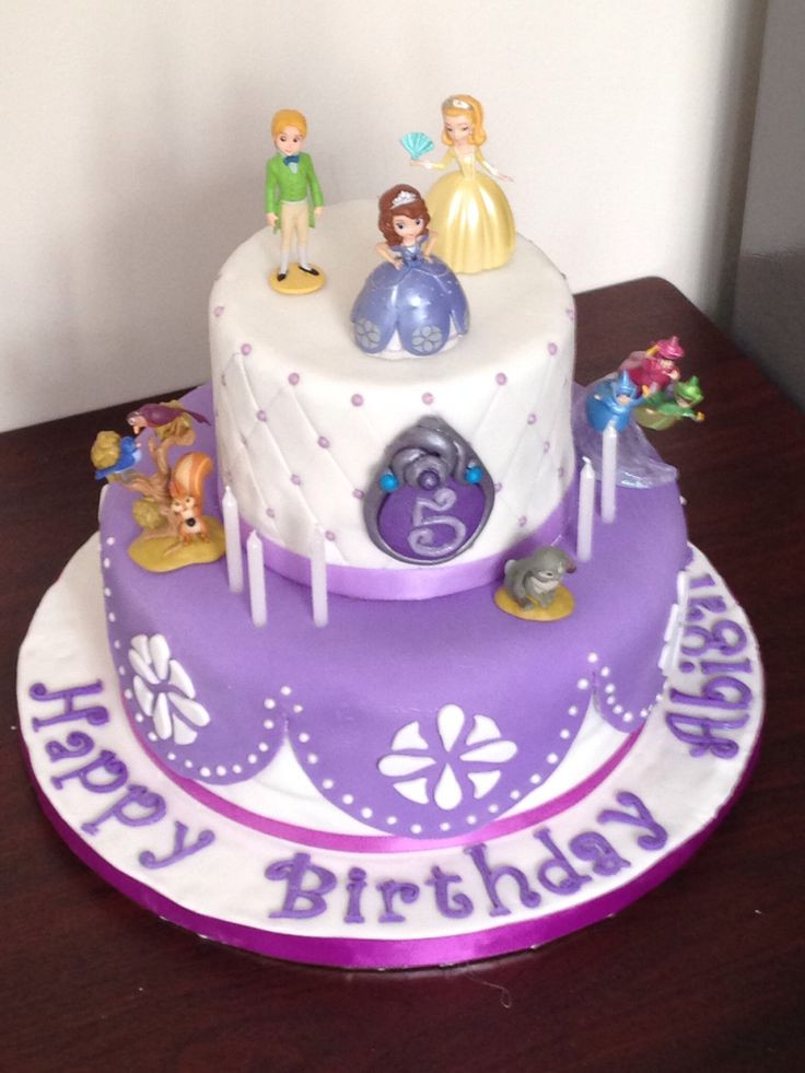 Best ideas about Sofia Birthday Cake . Save or Pin Best 25 Sofia cake ideas on Pinterest Now.