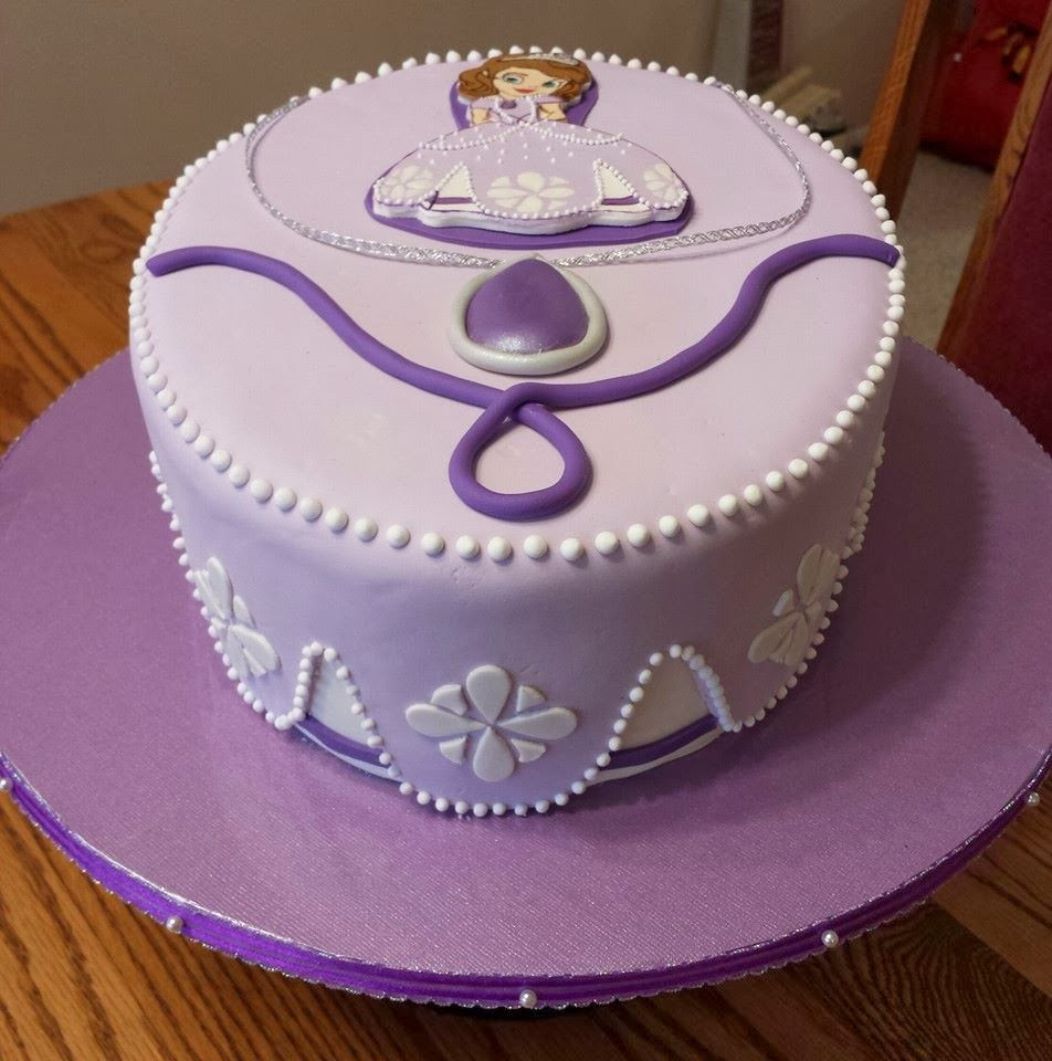 Best ideas about Sofia Birthday Cake . Save or Pin J s Cakes Sofia the 1st Birthday Cake Now.