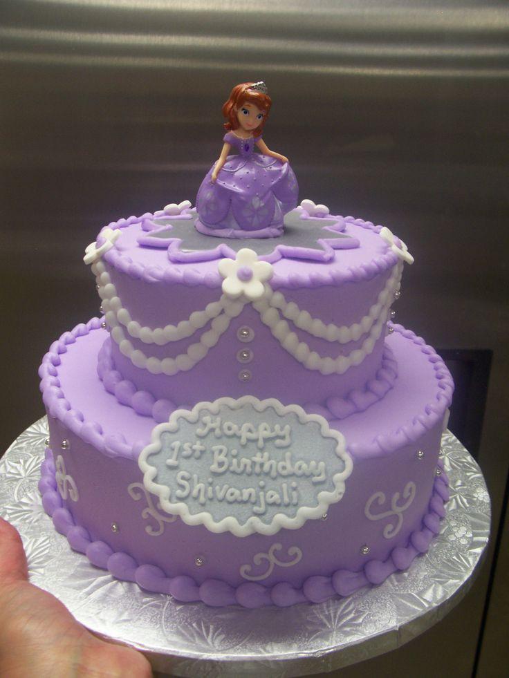 Best ideas about Sofia Birthday Cake . Save or Pin Princess Sofia Cake Disney Themed Cakes Now.