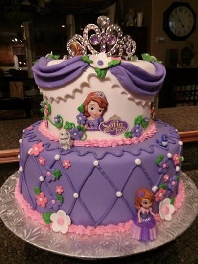 Best ideas about Sofia Birthday Cake . Save or Pin Best 25 Princess sofia cake ideas on Pinterest Now.