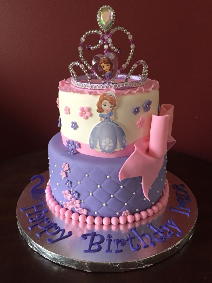 Best ideas about Sofia Birthday Cake . Save or Pin sofia the first cake Αναζήτηση Google Now.