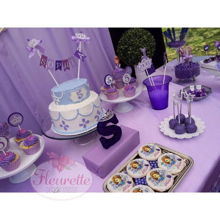 Best ideas about Sofia The First Birthday Decorations . Save or Pin 78 images about Sofia the First Party Ideas on Pinterest Now.