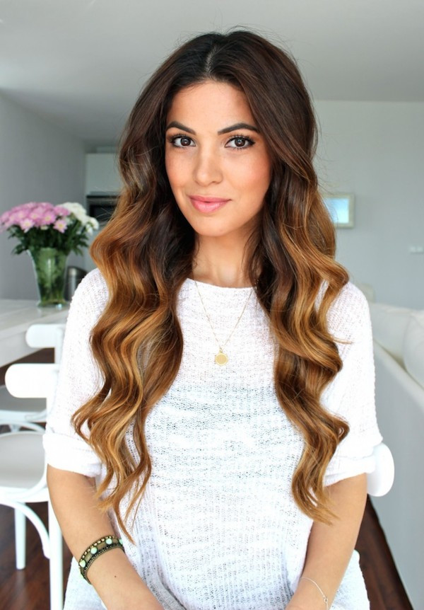 Best ideas about Soft Wave Hairstyles . Save or Pin Hairstyle favourites Soft loose curls wedding hair tutorials Now.
