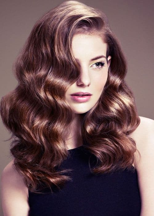 Best ideas about Soft Wave Hairstyles . Save or Pin How To Create A Classic Hollywood Waves Hair Style Now.