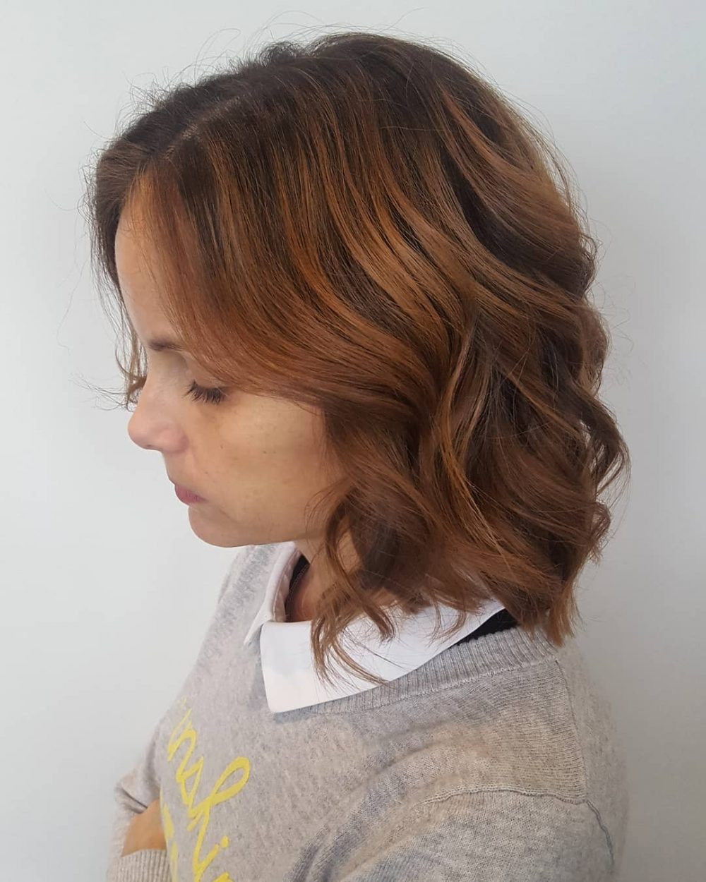 Best ideas about Soft Wave Hairstyles . Save or Pin 43 Greatest Wavy Bob Hairstyles Short Medium and Long Now.