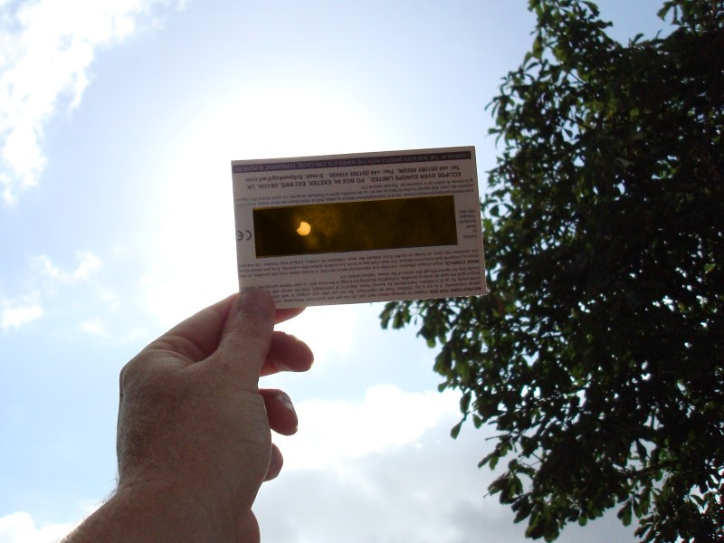 Best ideas about Solar Eclipse DIY Glasses . Save or Pin Make a Solar Viewer DIY Now.