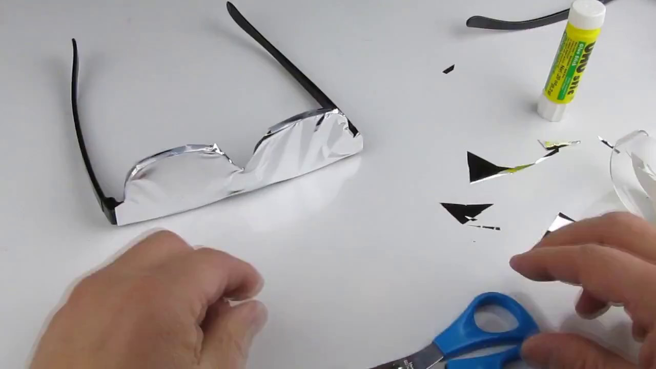 Best ideas about Solar Eclipse DIY Glasses . Save or Pin DIY Solar Eclipse Viewing Glasses Now.