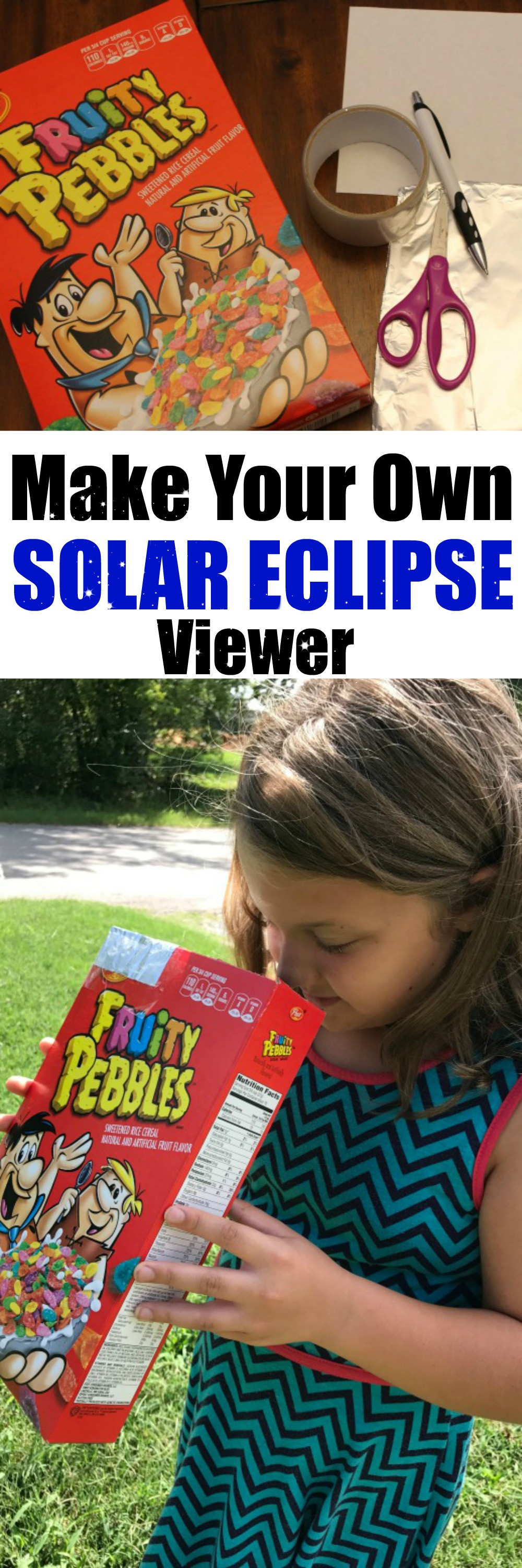 Best ideas about Solar Eclipse Viewer DIY . Save or Pin How to Make a DIY Solar Eclipse Viewer at Home Now.