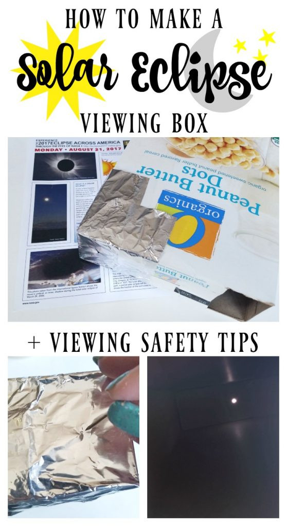 Best ideas about Solar Eclipse Viewer DIY . Save or Pin DIY Solar Eclipse Viewer Box and Viewing Safety Tips Now.