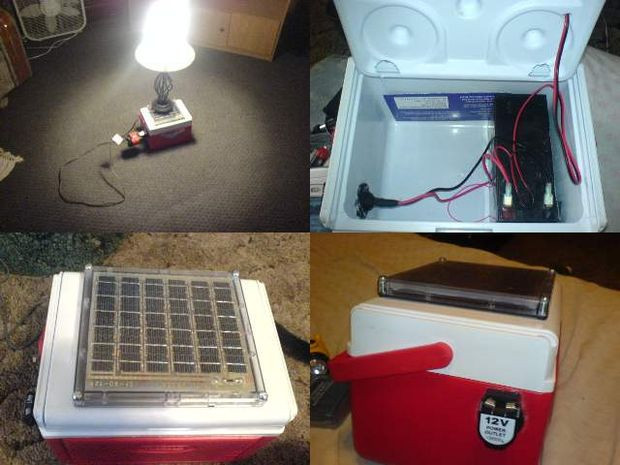 Best ideas about Solar Generator DIY . Save or Pin How To Build A Portable Solar Generator Now.