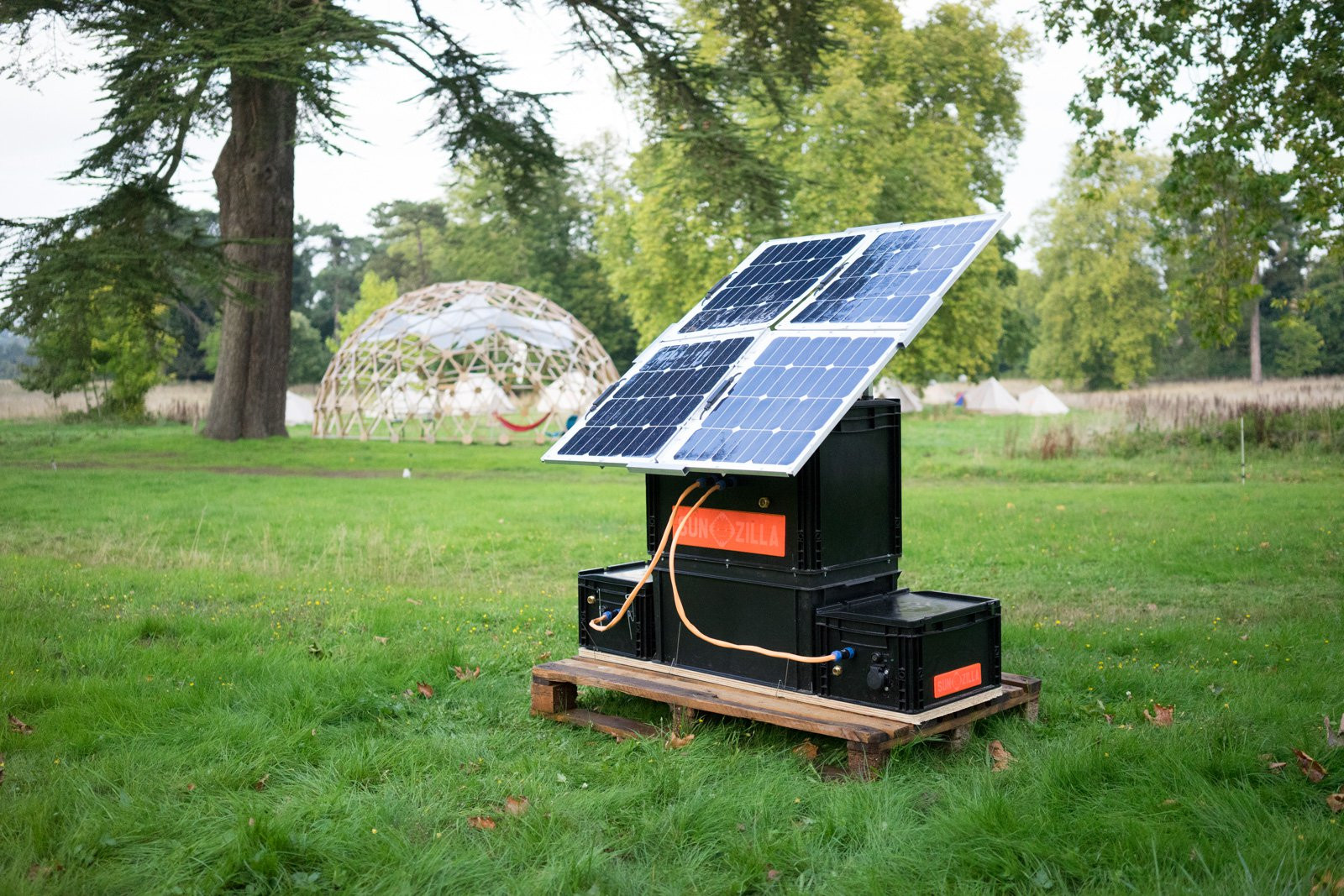 Best ideas about Solar Generator DIY . Save or Pin This Open Source DIY Solar Generator Unfolds Like a Flower Now.