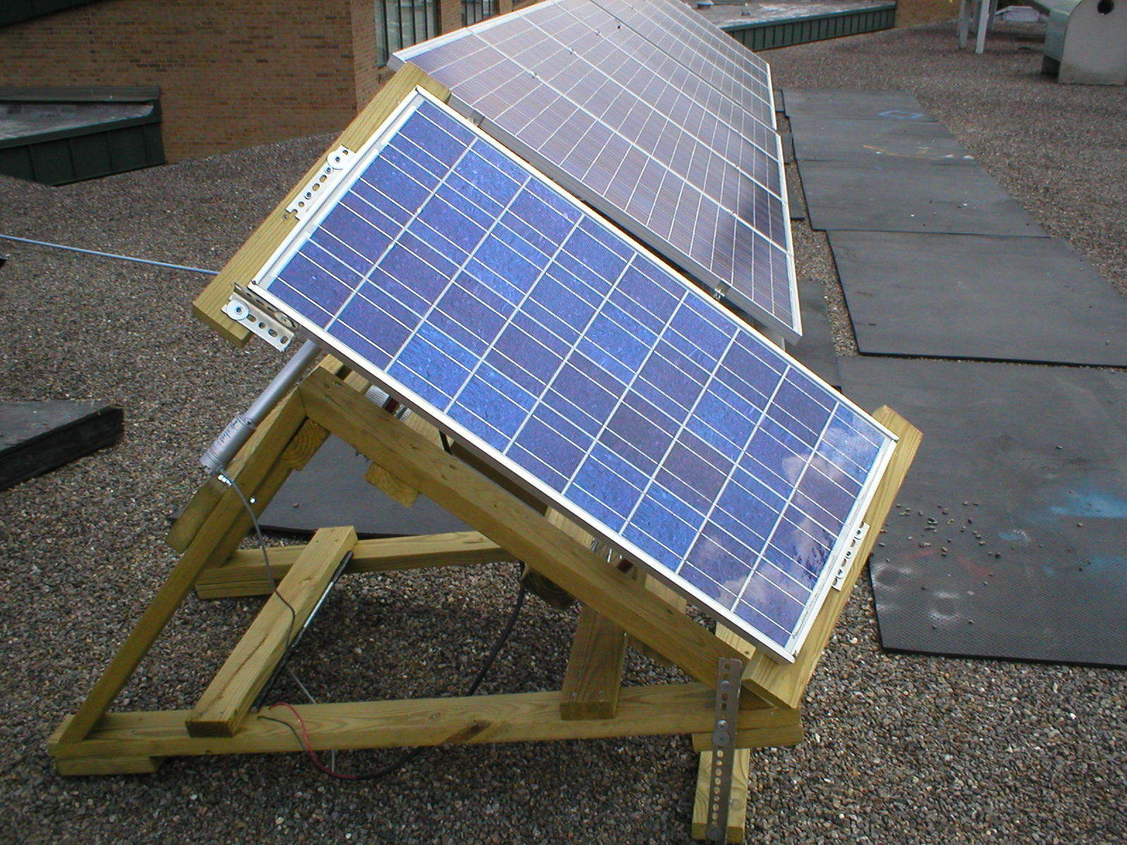 Best ideas about Solar Panels DIY . Save or Pin Solar PV Tracker 6 Steps with Now.