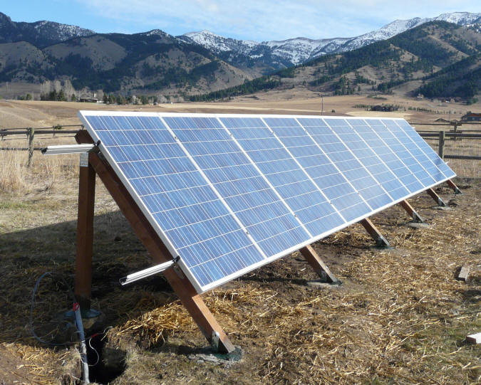 Best ideas about Solar Panels DIY . Save or Pin DIY Solar PV System Mounting PV Panels and Inverters Now.