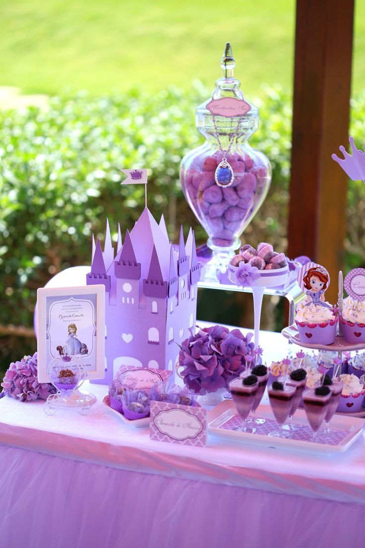 Best ideas about Sophia The First Birthday Decorations . Save or Pin Best 25 Sofia party ideas on Pinterest Now.