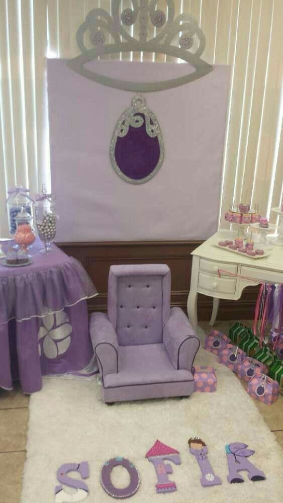 Best ideas about Sophia The First Birthday Decorations . Save or Pin 71 best Sophia The First Party Ideas images on Pinterest Now.