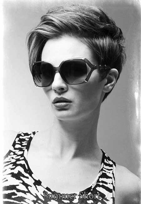 Best ideas about Sophisticated Short Haircuts . Save or Pin Pics of Trendy Short Haircuts Now.