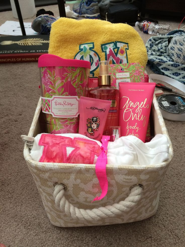Best ideas about Sorority Gift Ideas . Save or Pin Best 25 Big little ts ideas on Pinterest Now.
