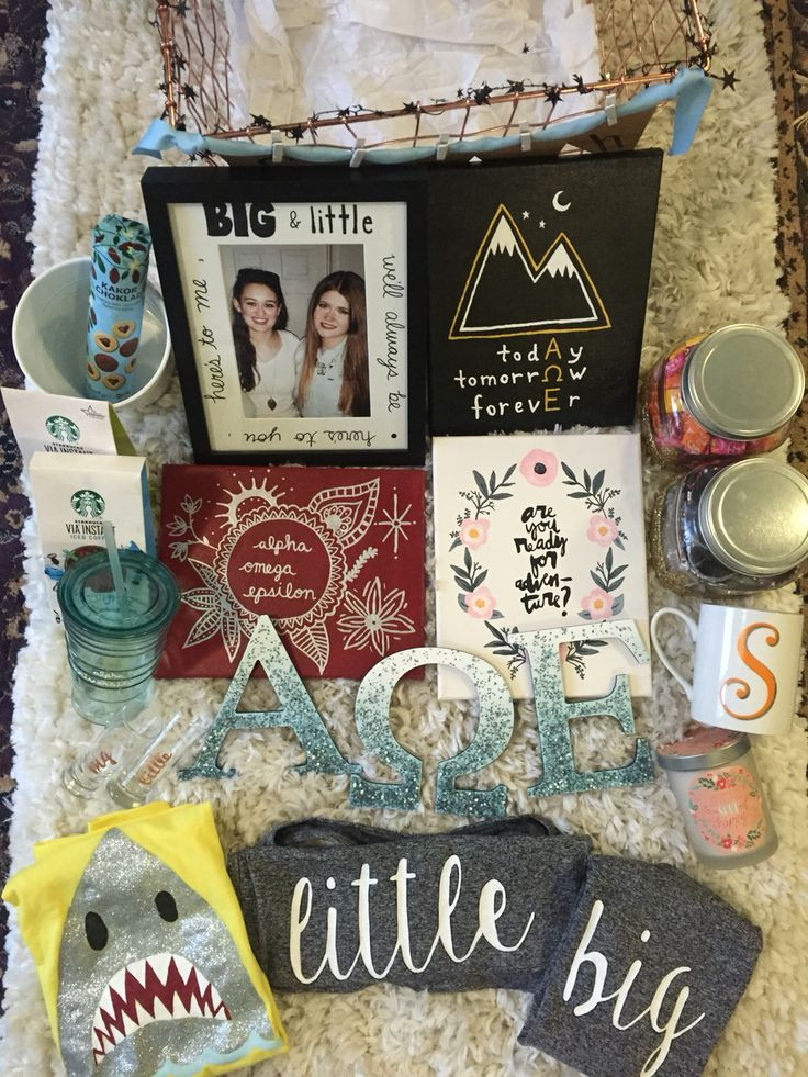 Best ideas about Sorority Gift Ideas . Save or Pin 17 Best ideas about Big Little on Pinterest Now.