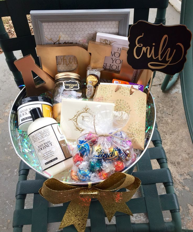 Best ideas about Sorority Gift Ideas . Save or Pin 17 Best ideas about Big Little Basket on Pinterest Now.