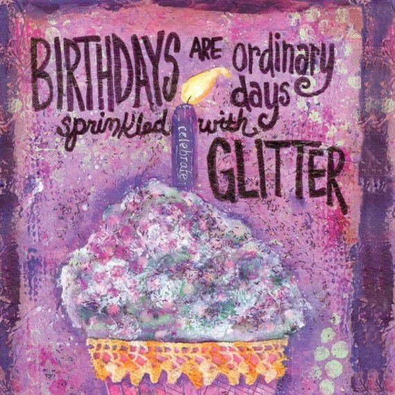 Best ideas about Sparkly Birthday Wishes . Save or Pin 17 Best images about Party like its your Bday on Pinterest Now.