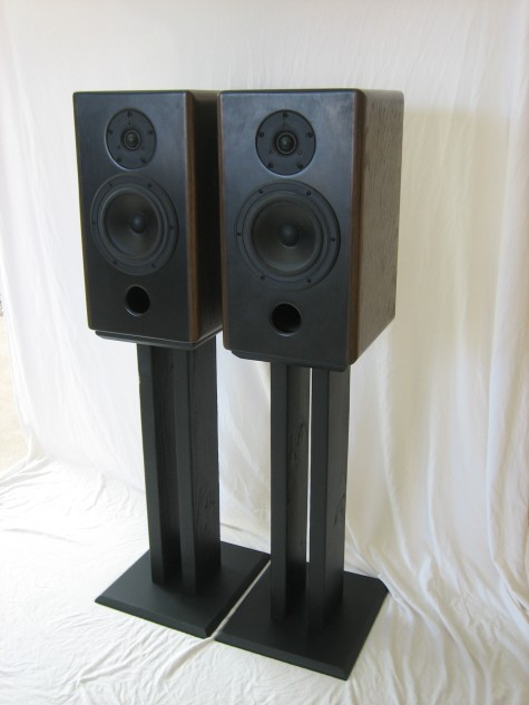 Best ideas about Speaker Stands DIY . Save or Pin Custom DIY Speaker Stands For Less Now.