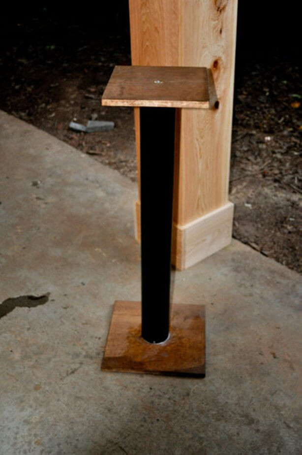 Best ideas about Speaker Stands DIY . Save or Pin 13 DIY Speaker Stands Ideas to Produce More Qualified Voice Now.