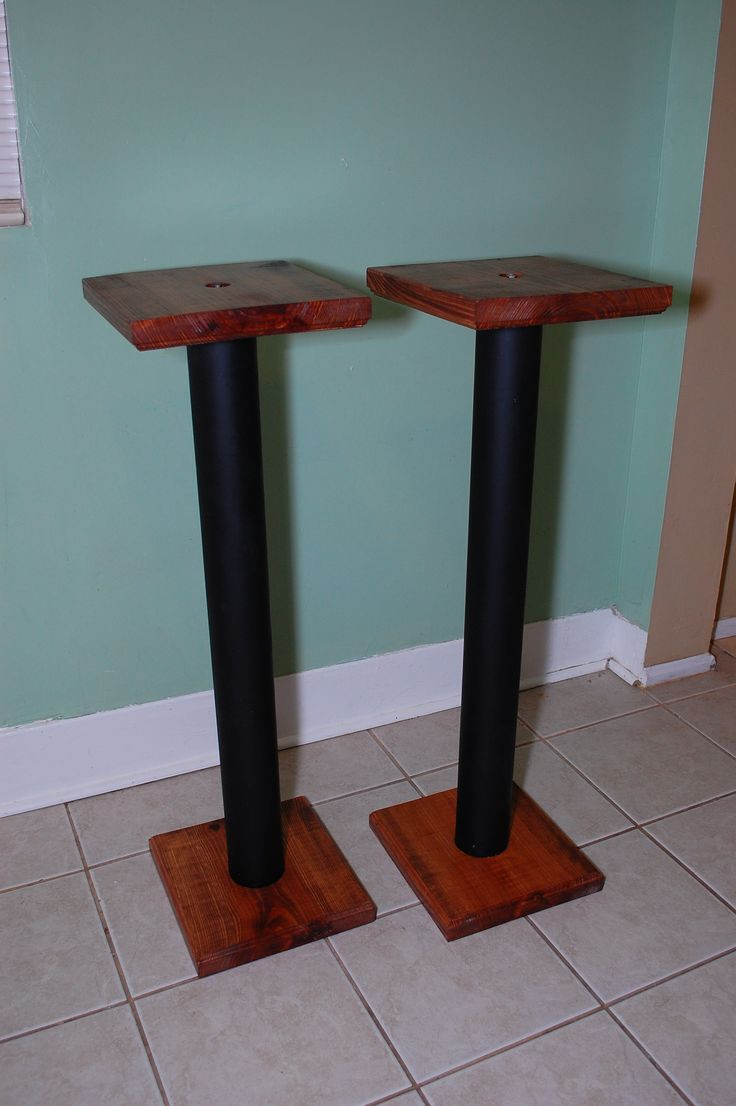 Best ideas about Speaker Stands DIY . Save or Pin Best 25 Speaker stands ideas on Pinterest Now.