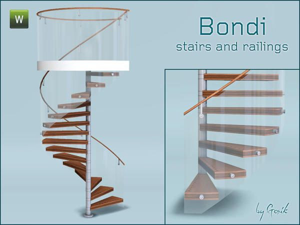 Best ideas about Spiral Staircase Sims 4 . Save or Pin 18 best The Sims 3 CC stairs images on Pinterest Now.