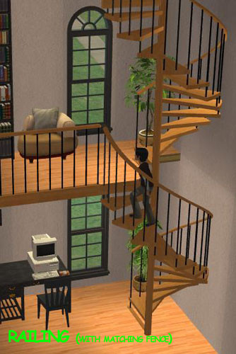 Best ideas about Spiral Staircase Sims 4 . Save or Pin Mod The Sims Pack of FULLY ANIMATED spiral stairs Now.