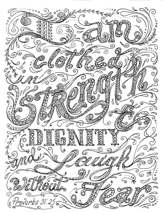 Best ideas about Spiritual Coloring Pages For Adults . Save or Pin Religious Quotes Coloring Pages Adult QuotesGram Now.