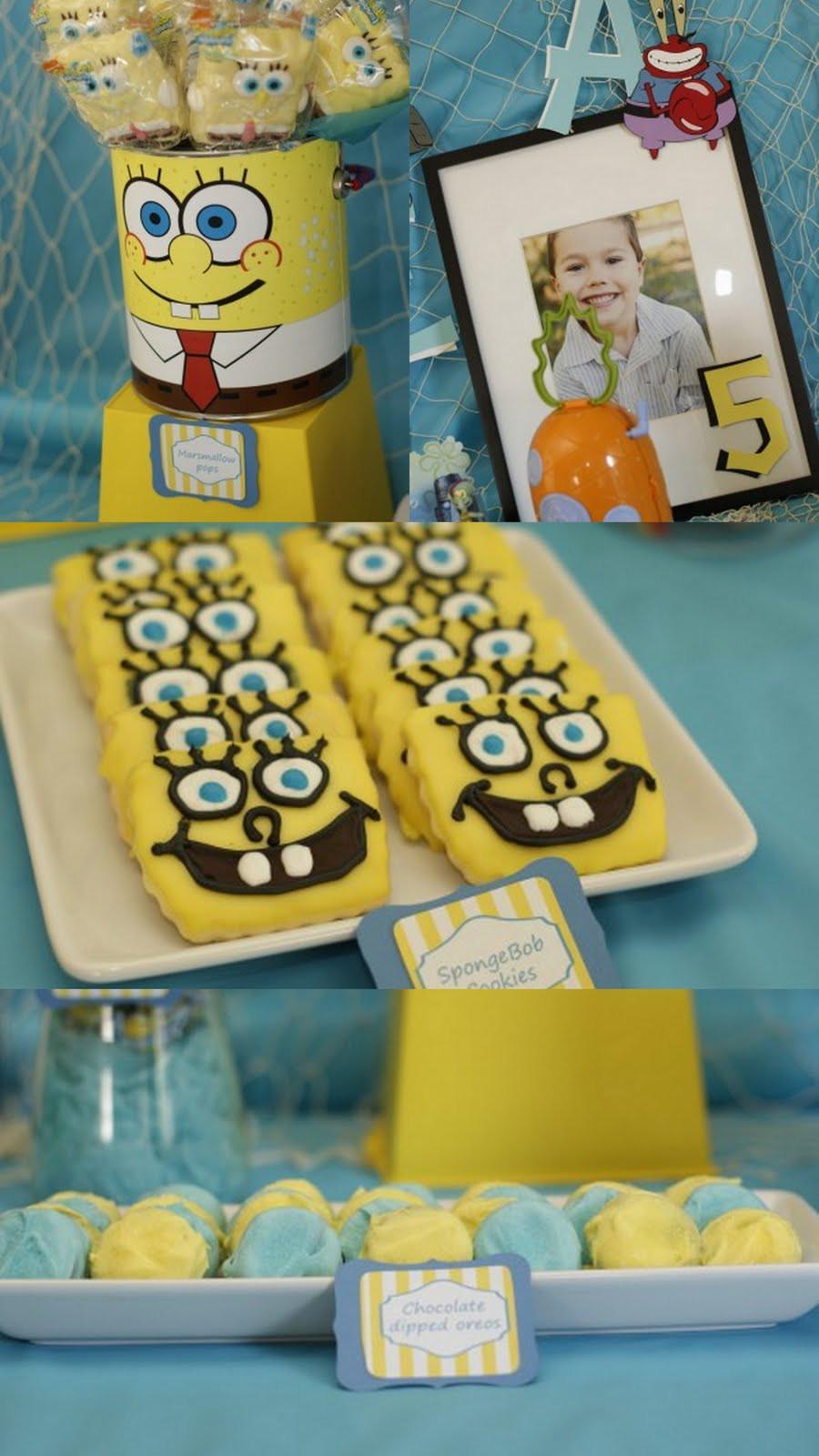 Best ideas about Spongebob Birthday Decorations . Save or Pin Corn & pany SpongeBob Birthday Now.