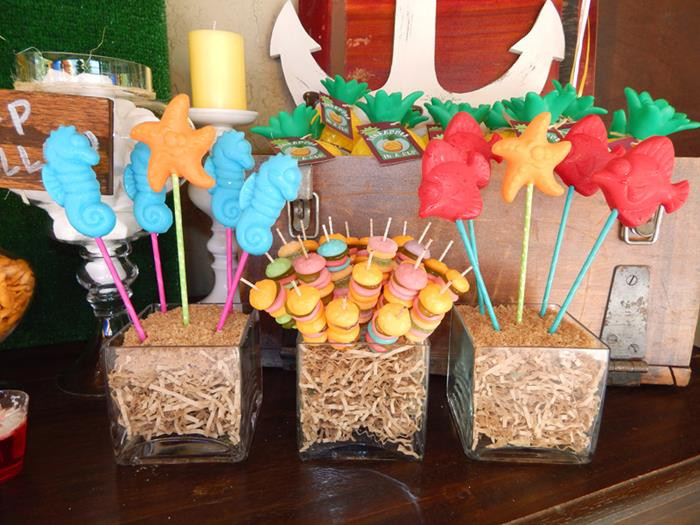 Best ideas about Spongebob Birthday Decorations . Save or Pin Kara s Party Ideas Spongebob SquarePants Birthday Party Now.